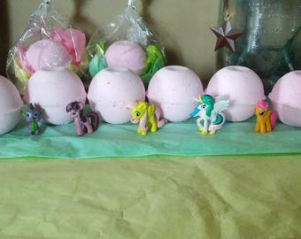 My Little Pony Bath Bombs / Bath Fizzer