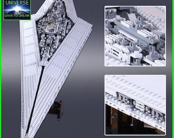 FREE Shipping 3208pcs Star Wars Executor Super Star Destroyer Model