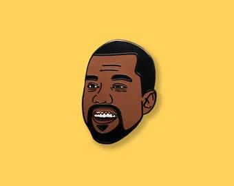 Kanye West Pins