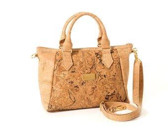 Cork handbag / Cork bag
