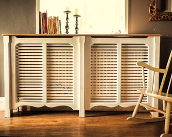 Made to measure bespoke  Radiator Covers , any size , quotes on alankayjoinery@gmail.com please