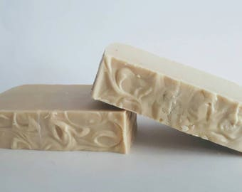 Goat milk Soap (UNSCENTED)
