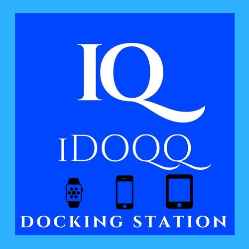 iDOQQ - Hand made iphone ipad watch docking station und stand
