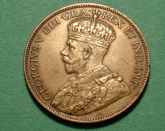 Canada Large Cent  1918 <>ETW6969