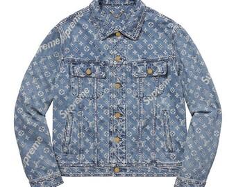 vans floral jacket