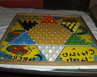 J. Pressman & Co. Inc.  Chinese Checkers game
