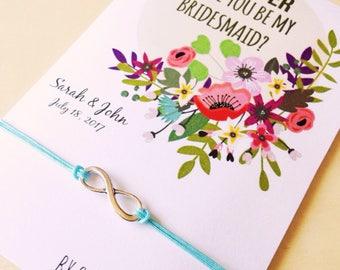 Set Bridesmaid . Will you be my Bridesmaid? • Bridesmaid proposal • Wedding favor • Asking gifts