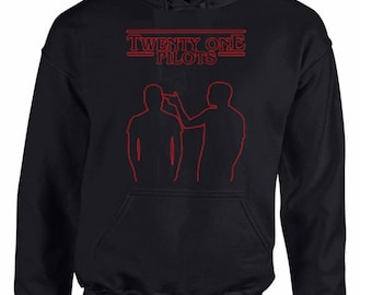 Twenty One Pilots Hoodie Twenty-One Pilots Logo twenty-one pilots heathens song Hoodie