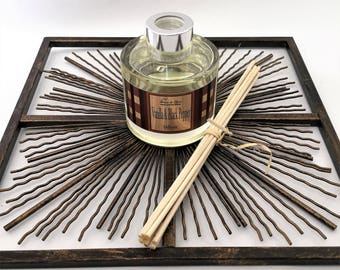 Fusion Reed Diffuser- Vanilla and Black Pepper(Natural Home Fragrance)