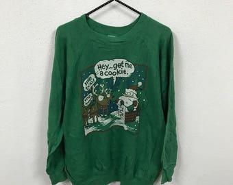 Vintage 1991 Kevin at the dog Sweatshirt