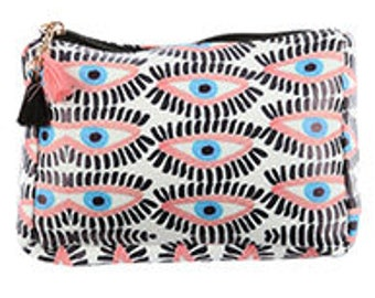 Eye See You Make-Up Bag