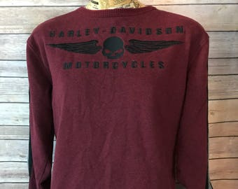 Harley Davidson Motorcycles Sweater (S)
