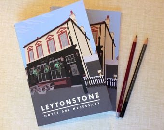 Leytonstone North Star Notebooks