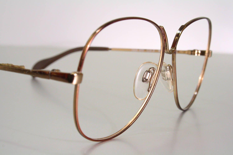 Unworn ATRIO Mod. 302 Early 1980\'s Copper Color Metal Oversize ...