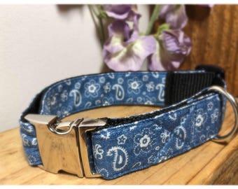 Handmade dog necklace Love your dog!