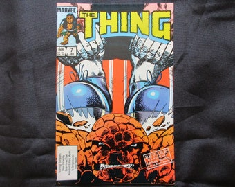 The Thing #7 Marvel Comics 1984