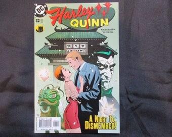Harley Quinn #32 (Joker Appearance) D.C. Comics 2003