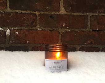 Lavender Cucumber Soy Candle
