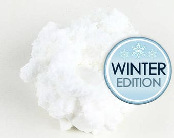 White Winter Cloud Slime (Scented)