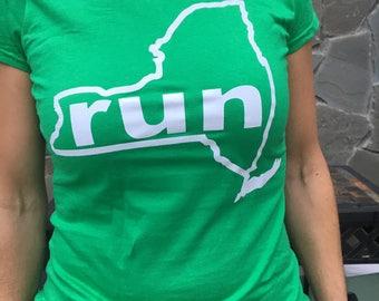 RunNY WOMENS Luck of The Irish