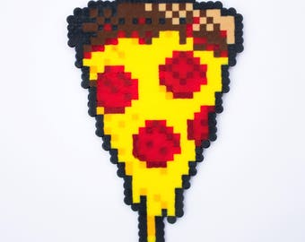 Greasy Pizza Slice