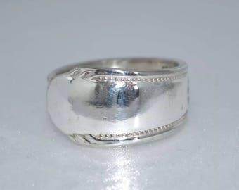 Handmade Spoon Ring, Vintage Spoon Ring, Spoon Jewelry, Vintage Jewelry, Boho Jewelry