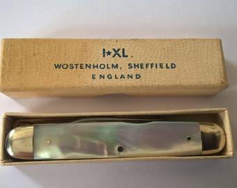 George Wostenholme Pen knife
