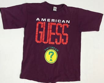 Vintage RARE Guess T-Shirt