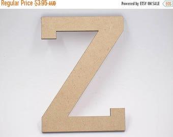 20% OFF 15cm MDF Wood Wooden Letters 3mm Thick VAR
