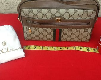 Authentic Gucci Vintage Shoulder Bag