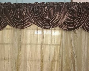 Bedroom valances | Etsy