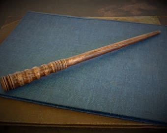 The Maple Knuckler Wand