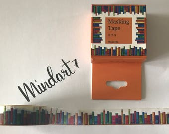 Masking Tape Books