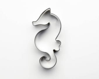 Sea Horse Cookie Cutter- Fondant Biscuit Mold - Pastry Baking Tool Set