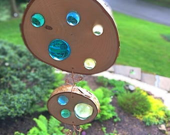 Garden gift/Suncatcher/Garden art/ Window Decoration