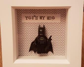 Batman small Box frame gift
