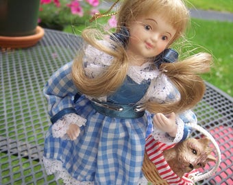 Dorothy and Toto Doll