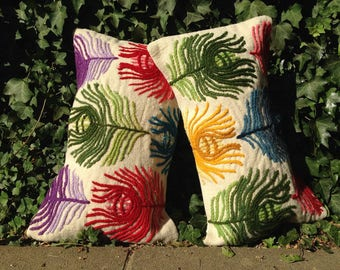 Hand-made Cushion cover