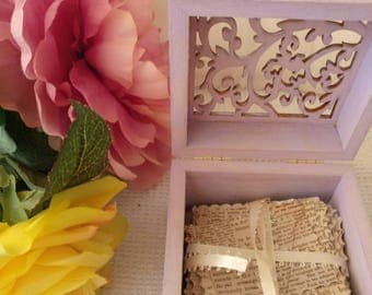Hopes and Dreams Wish Box (Memory Box)