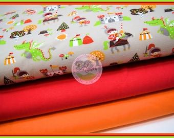Knight Knight fabric package Jersey fabric bundle Mjanistoffe