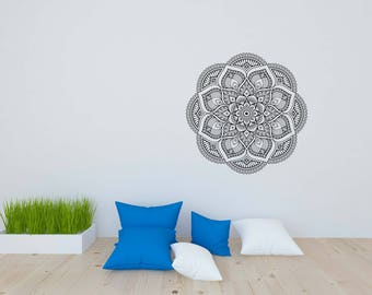 coloring book wallpaper peel and stick for kids and adults flower mandala - Coloring Book Wallpaper
