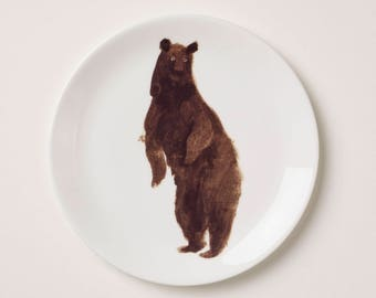 Holly Frean BEAR side plate