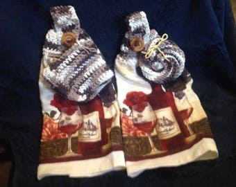 Kitchen accessories and more Hand towel and dish cloth