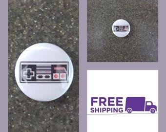 """1"""" Nintendo NES Controller Button or Magnet, FREE SHIPPING & Coupon Codes"""