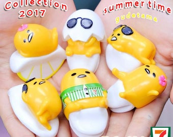 Gudetama summer time Limited collection for 7-11 Shop in Thailand only.