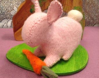 Pink Bunny Pal