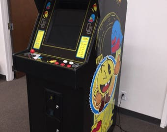 "July 4th Sale - 19"" Classic Upright Arcade with 60 games."