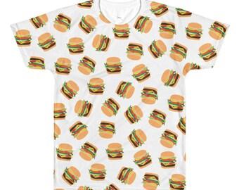 Burger Frenzy T-shirt