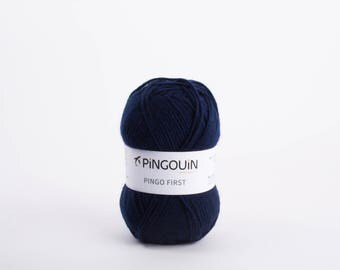 wool Navy first Pingo