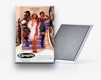 Clueless Movie Poster Refrigerator Magnet 2x3